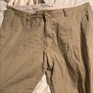 Khaki pants old navy